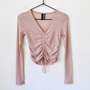 UO knit top